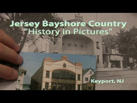 Jersey Bayshore Country - History in Pictures