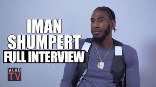 Iman Shumpert on LeBron, Carmelo, Kobe, Jordan, Teyana, Damian Lillard, Rap, Money (Full Interview)