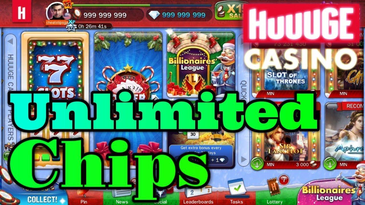 Huuuge Casino Cheats Android