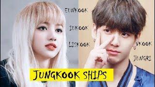 JUNGKOOK ships populares