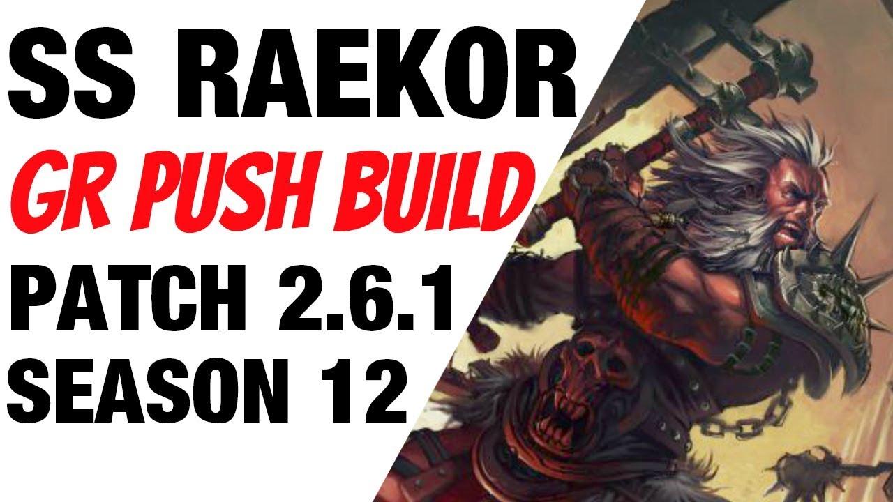 Raekor  Build