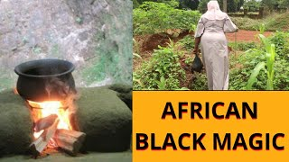 MY AFRICAN MOTHER DESTROYED THE VOODOO POISEN KEPT FOR ME || A MUST WATCH || VLOG