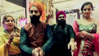 Rasneet and Inder Mehndi Highlights