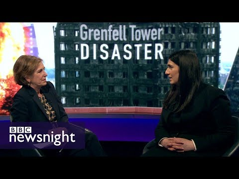 Grenfell Tower public inquiry 'not right': Solicitor Sophie Khan - BBC Newsnight