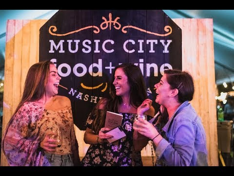 2018 Music City Food + Wine Festival Recap