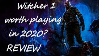 Is WITCHER 1 worth playing in 2019 - 2020? - My Fair Review