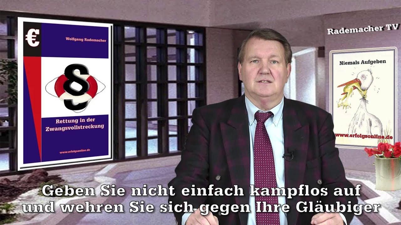 Inkassobüro Zwangsvollstreckung Gläubiger Schufa Pfändungen
