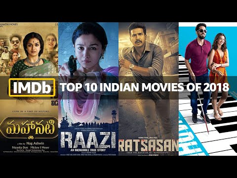 TOP 10 INDIAN MOVIES | BEST OF 2018
