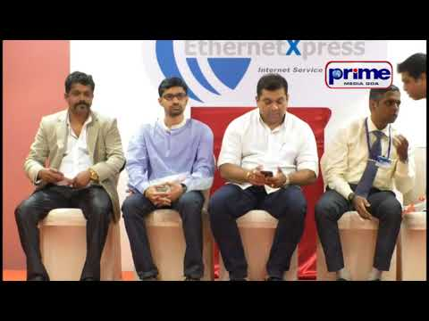 Indias Fastest Broadband 300Mbps Launch Ceremony - EthernetXpress Fashion Show