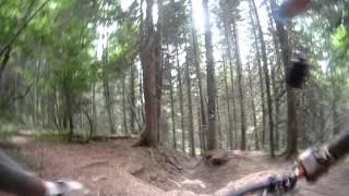 mountain bike holiday France alps