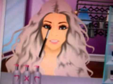 How to do a Taylor Swift make up on stardoll