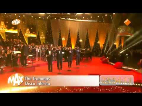 The Trammps - Hitmedley (Dutch TV, Max Proms 2016)