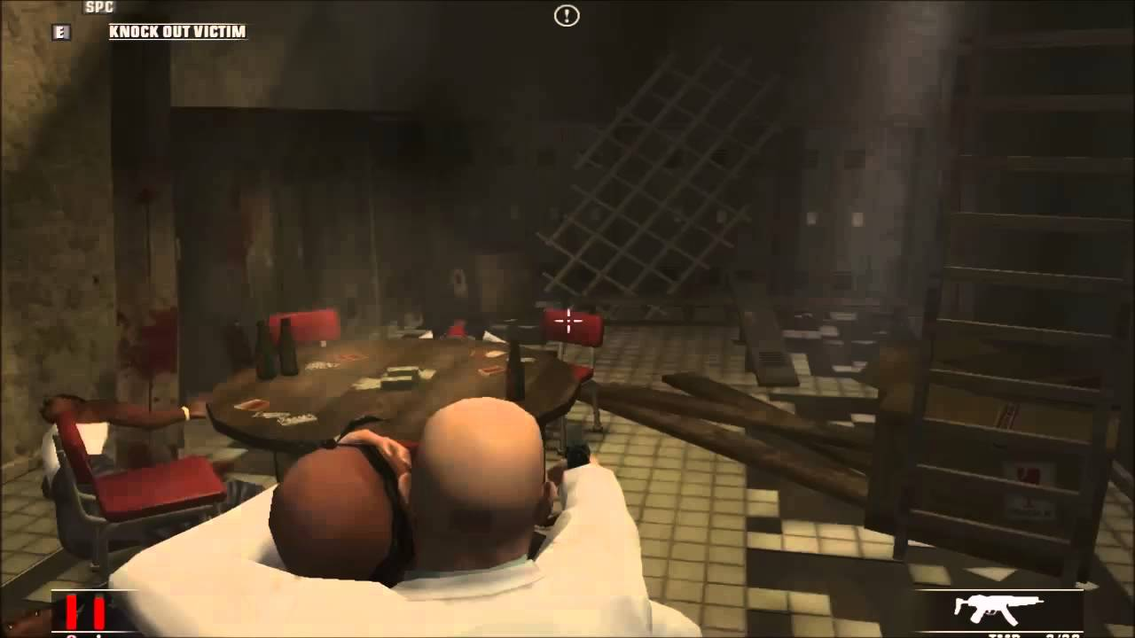 Hitman Blood Money Gameplay Walkthrough Part 1 Youtube