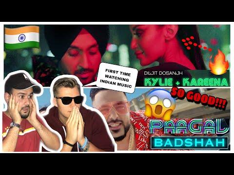 "Download Lagu  German First Reaction - BADSHAH ""PAAGAL"" VS. DILJIT DOSANJH ""KYLIE & KAREENA"" - Indian  Mp3 Free"