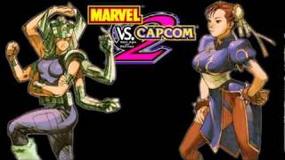Marvel vs. Capcom 2 OST - River Stage