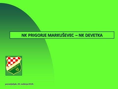 Limači 2009 NK Prigorje Markuševec 2 : 2 NK Devetka