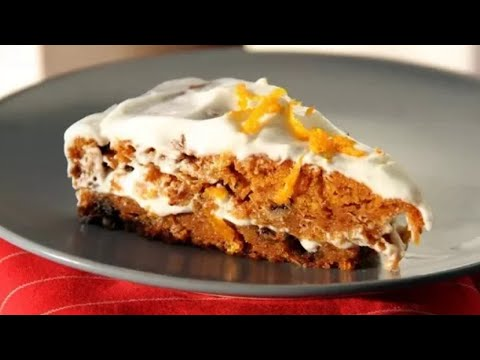 Морковный торт «Фантастический».