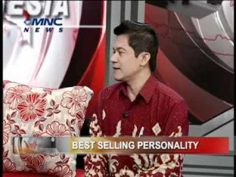 "Peri Farouk Membuka Mata ""Best Selling Personality"" #4"