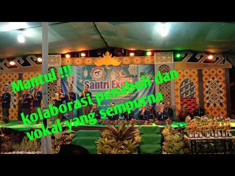 Sholawat Nahdiyah , Kolaborasi Vokal Dan Kolaborasi Penabuh Yang Sempurna (group Hadroh Arridho )