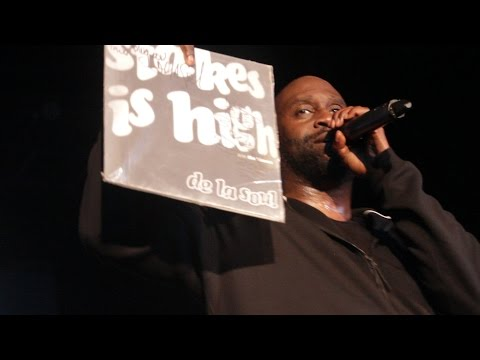 De La Soul - Stakes Is High (LIVE At Rhymefest LA)