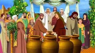 Miracles of Jesus - Wedding at Cana (Malayalam)