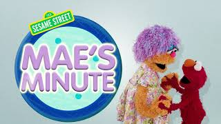 Mae's Minute: Supporting Elmo during COVID-19 | UNICEF