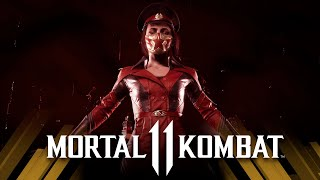 Mortal Kombat 11 - Kold War Skarlet Skin Showcase
