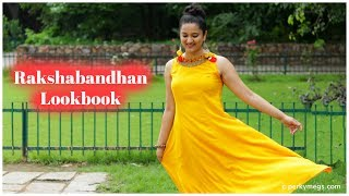 Rakhi / Raksha Bandhan Outfit Ideas | Raksha Bandhan Lookbook | Perkymegs