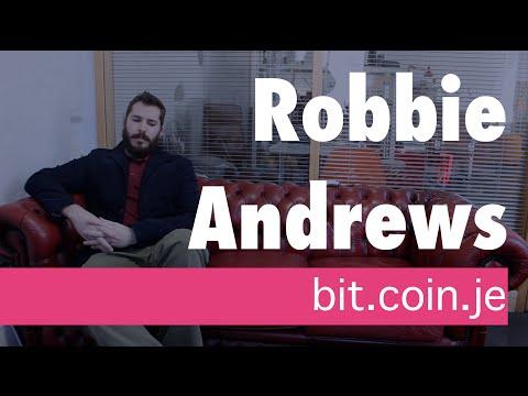 Robbie Andrews Interview