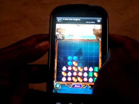 Jewels Deluxe Level 37 Android Phone