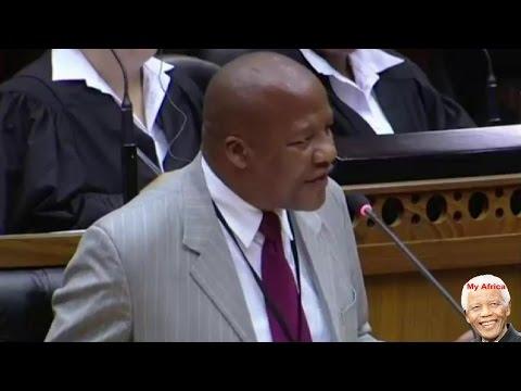 EFF FUNNY. Use A Breathalyser On ANC MP Jackson Mthembu