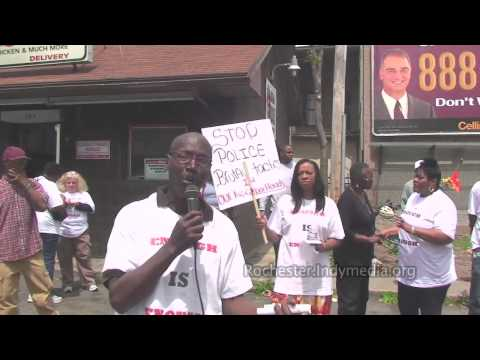 Enough Is Enough! Rally and March in Support of Benny Warr and Against Police Brutality!