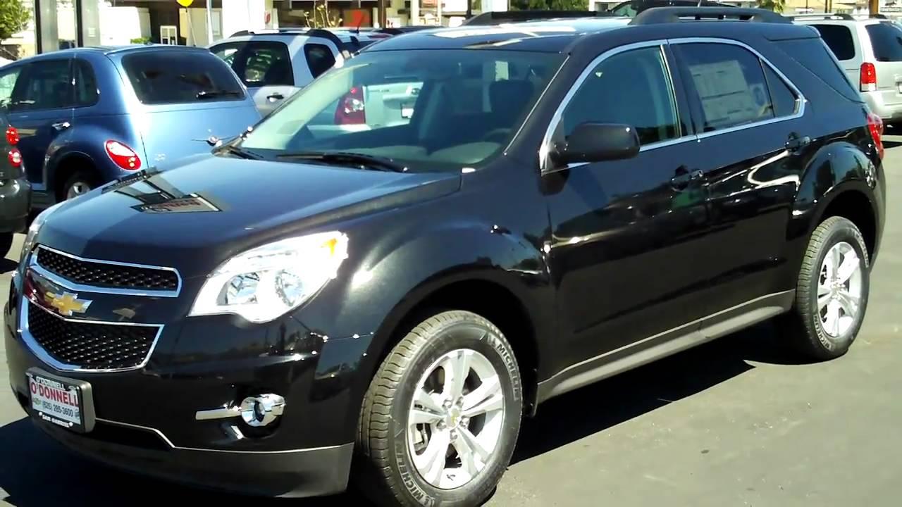 2011 Equinox LT, 4cyl, FWD, O'Donnell Chevrolet Buick, San Gabriel