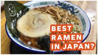 The One Ramen in Japan that you MUST TRY | Shoyu Ramen | Chasing Autumn in Hokkaido, Japan