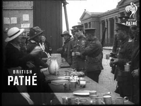 Sinn Fein Rising - Liberty Hall - Part 1 (1916)