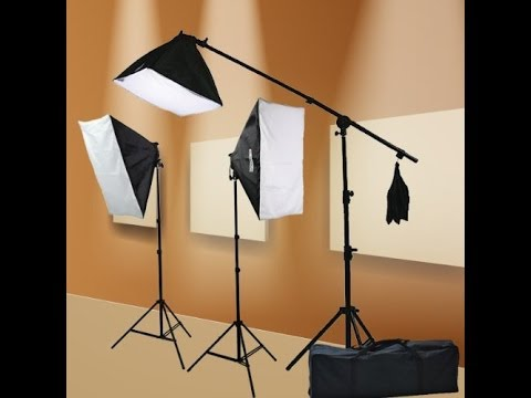 Good Lighting What Is A Good Low Cost Lighting Kit U0026 Video Camera For Making YouTube Videos