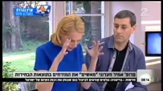 צפו: יואב לימור מסלק את אמיר חצרוני הגזען מהאולפן!