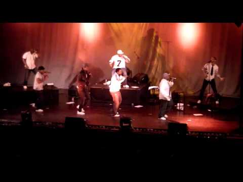 """Naturally 7 - """"Speed of Sound"""" - WoS Tour 09 in Germany"""
