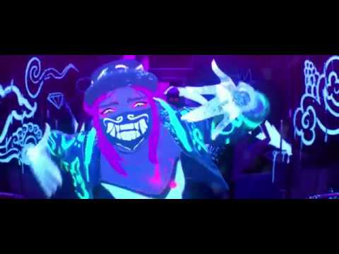 K/DA - POP/STARS Akali 10 Hour Rap Version