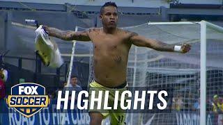 Club America vs. Tigres UANL | 2015-16 CONCACAF Champions League Highlights