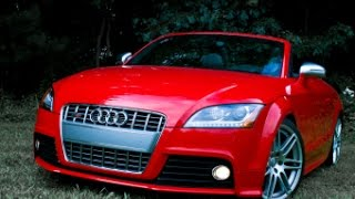 Audi TTS Coupe and Roadster 2009 Videos
