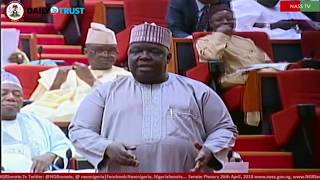 Impeachment Notice: How Saraki, Deputy senate leader saved Buhari