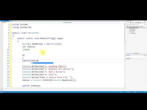 C# Programming:  Dynamic Array, Reading and Writing to Text File
