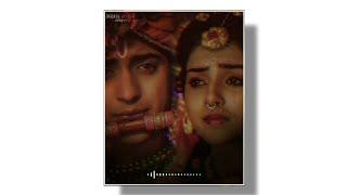 ●Radha krishna flute●radha Krishna whatsapp status●instrumental Ringtone Krishna flute●sad Krishna●