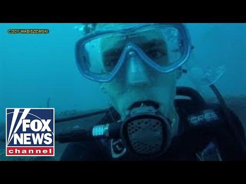 15-foot great white shark shocks Florida scuba divers