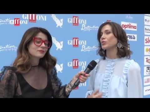 Intervista Gabriella Pession  Giffoni Film Festival