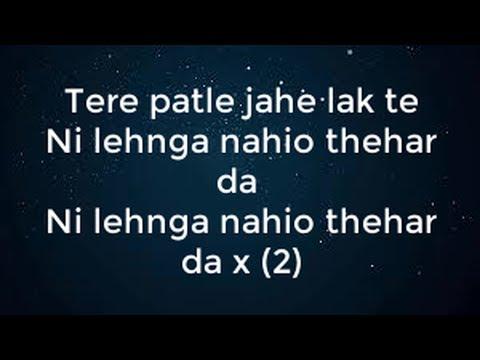 lyrics-video-|-lehnga-(full-song)-:-preet-harpal-|-jaymeet
