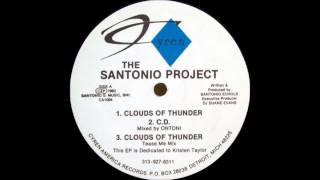 The Santonio Project - Clouds Of Thunder