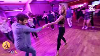 Nico & Yulia - Salsa Social Dancing @ WARSAW SALSA FESTIVAL 2018
