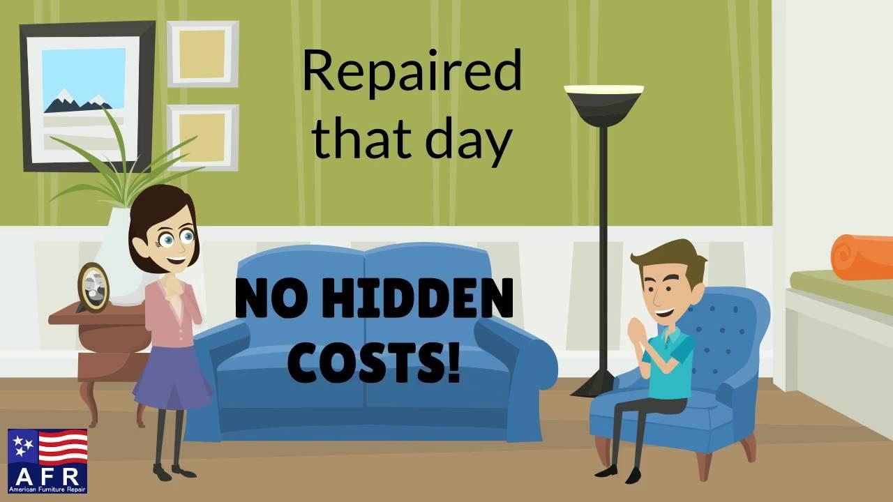 High Quality American Furniture Repair   YouTube
